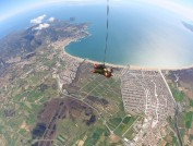 Paracaidismo en Empuriabrava, Mike Burdon, Skydive
